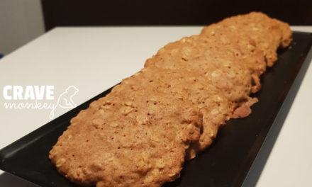 Ciasteczka z marchewką i płatkami owsianymi