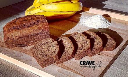 Ease banana bread