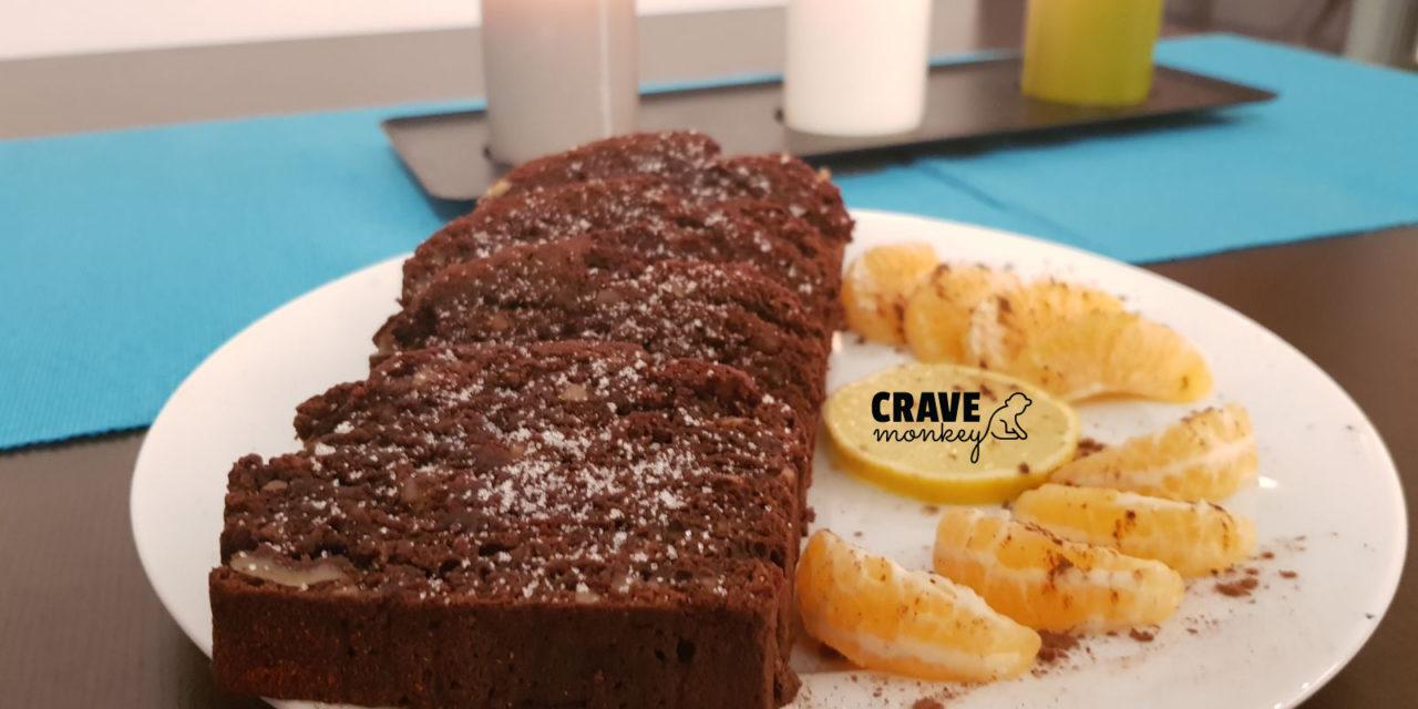 Beetroot brownie