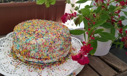 Recipe for Rainbow Cake