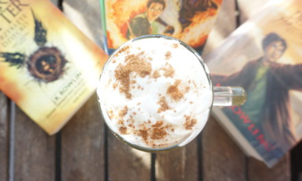Butterbeer (Harry Potter inspired)