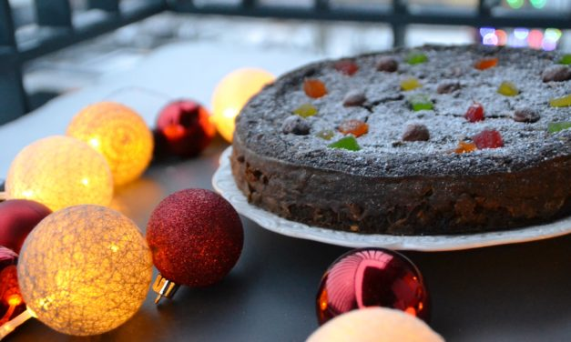 Swift poppy seed cake