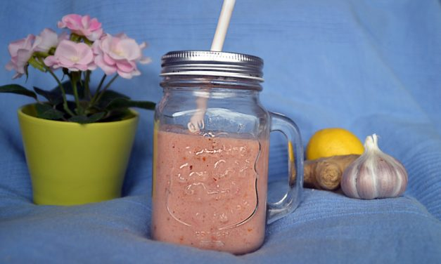 The anti-flu smoothie