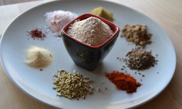 Svaneti salt