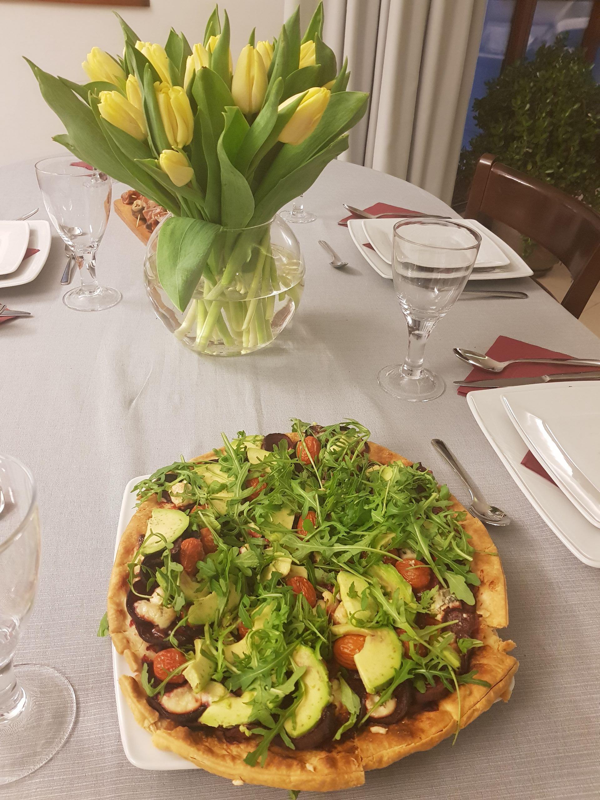 Pizza bezglutenowa - CRAVEmonkey