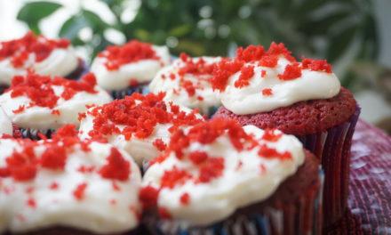 BEST Red velvet cupcake