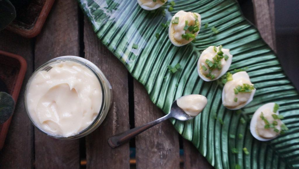 Homemade Mayo (Mayonnaise)