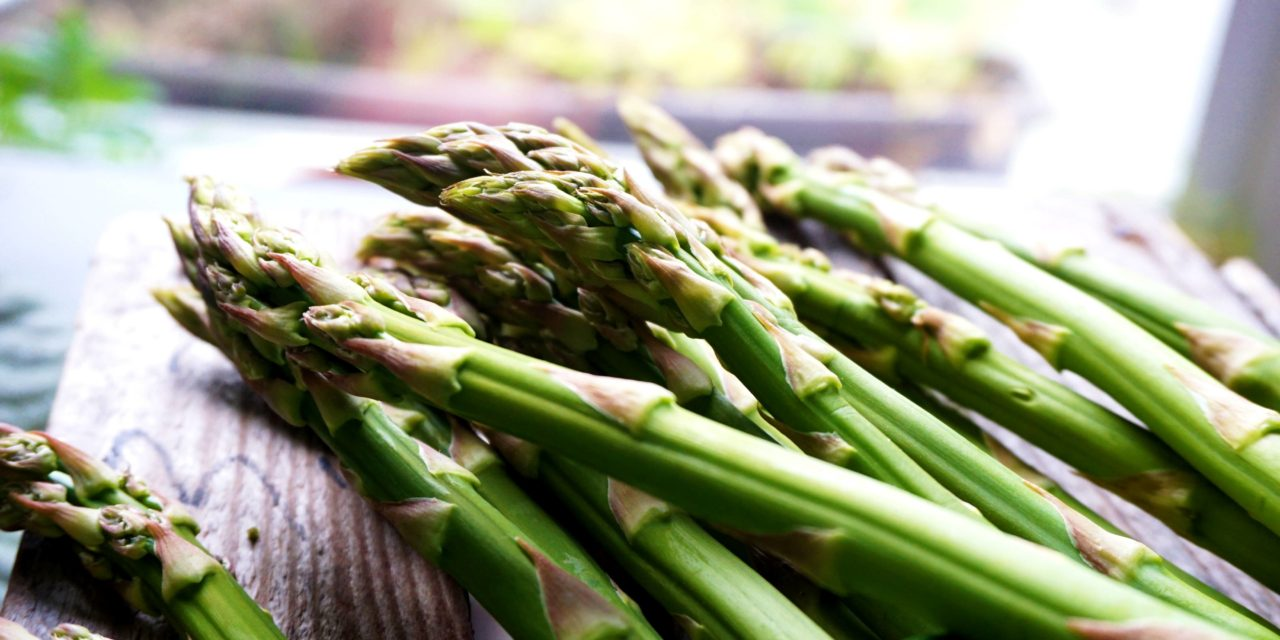 Asparagus and how to prepare it