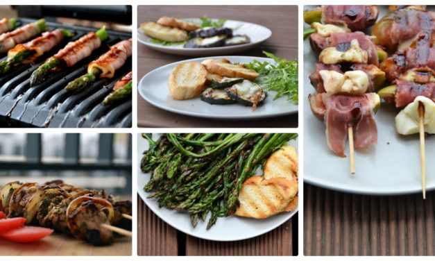 Six best barbecue recipes