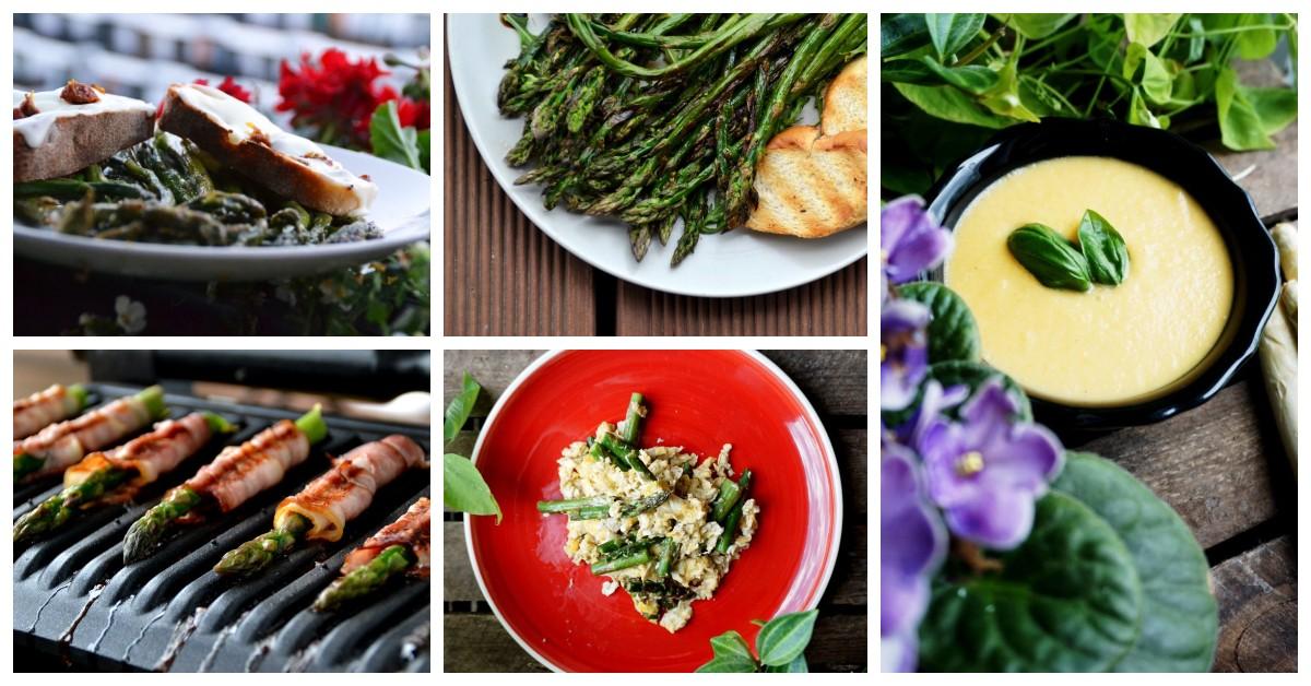 Best asparagus recipes