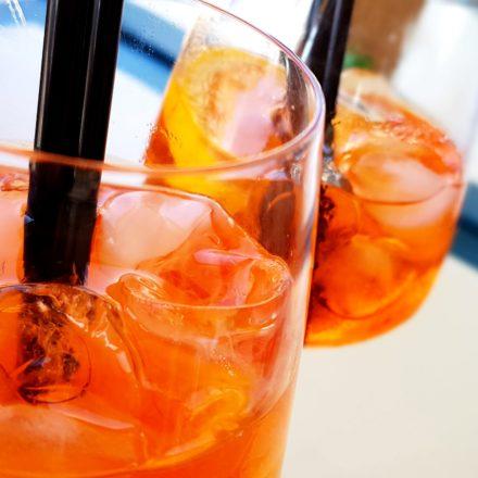 Aperol Spritz drink - an aperitif