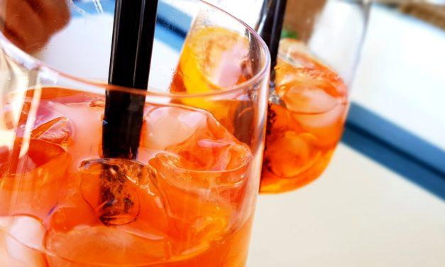 Aperol Spritz drink – an aperitif