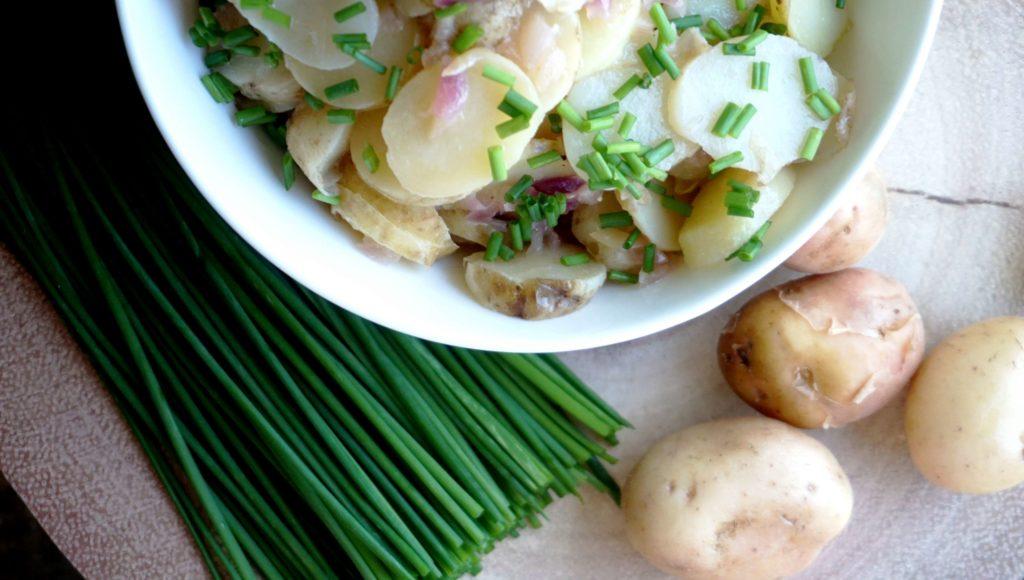 Potato salad austrian-style