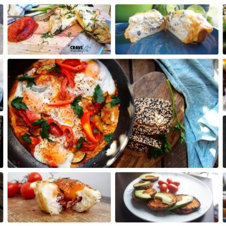 Savoury breakfast recipes