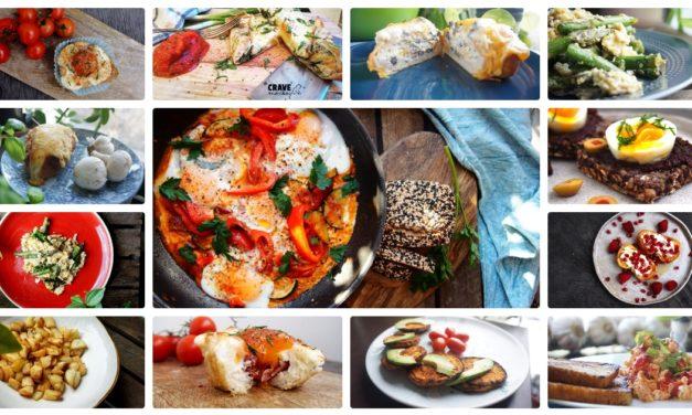 Savoury breakfast recipes