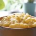 Simple homemade mac and cheese