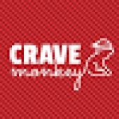 CRAVE monkey
